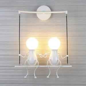 APPLIQUE  Lampe Murale Moderne Mode Applique Murale Créatif