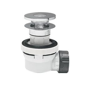 SIPHON DE LAVABO WIRQUIN Siphon de lavabo Xs Pure Dome Fixe D40 FR/