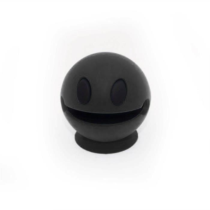 Bluetooth Étanche Haut-parleur De Musique Sans Fil Douche D'extérieur Mini Aspiration Portable Sll81105003bk