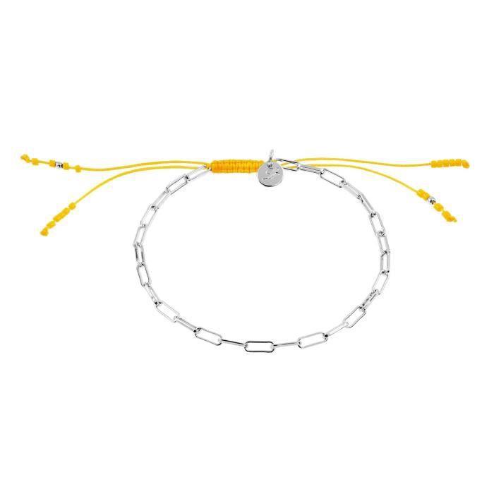 Bracelet LAVARE Argent 925/1000 - Taille : 16 cm- Z0147428 - Argenté