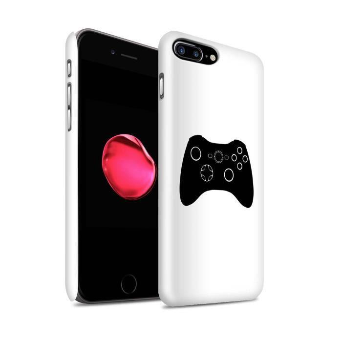 coque iphone 8 manette