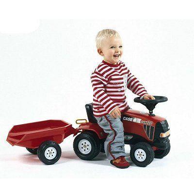 Case ih cvx 185 remorque achat vente tracteur chantier cdiscount - Tracteur remorque enfant ...