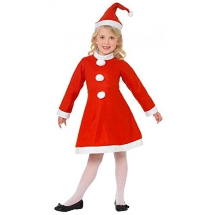 Robe mere noel enfant achat vente jeux et jouets pas chers - Photo de mere noel a telecharger ...