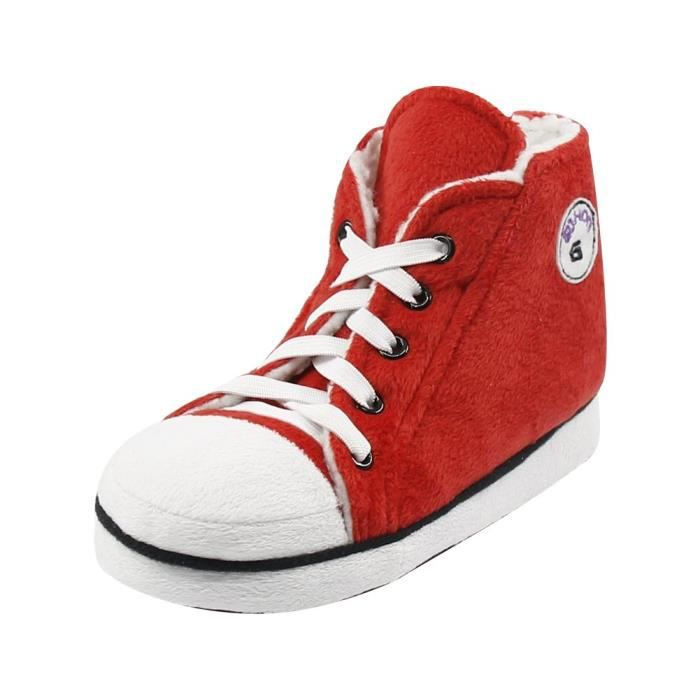 Haut-top Chaussons Maison Bottes Chaussures Indoor EXXAR Taille-39 YkitHigIf