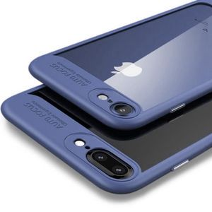 coque iphone 8 plus bleu marine