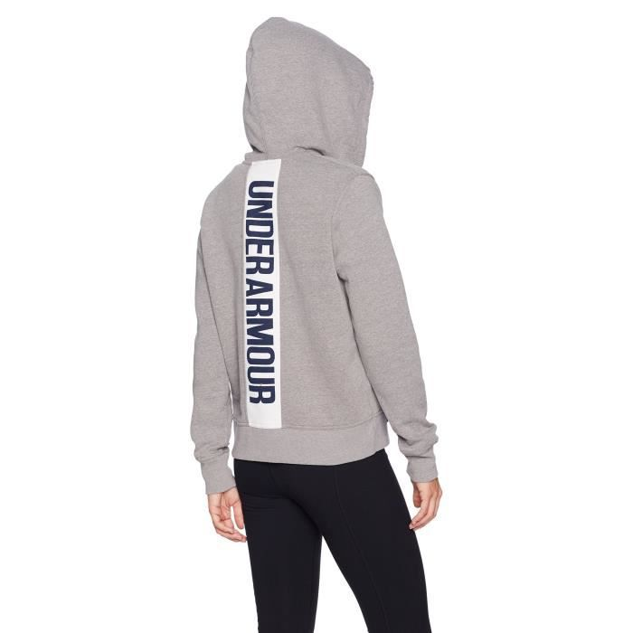 Favorite 38 Under Toison Armour 3hgalx Zip Full Jacket Taille qAABF5