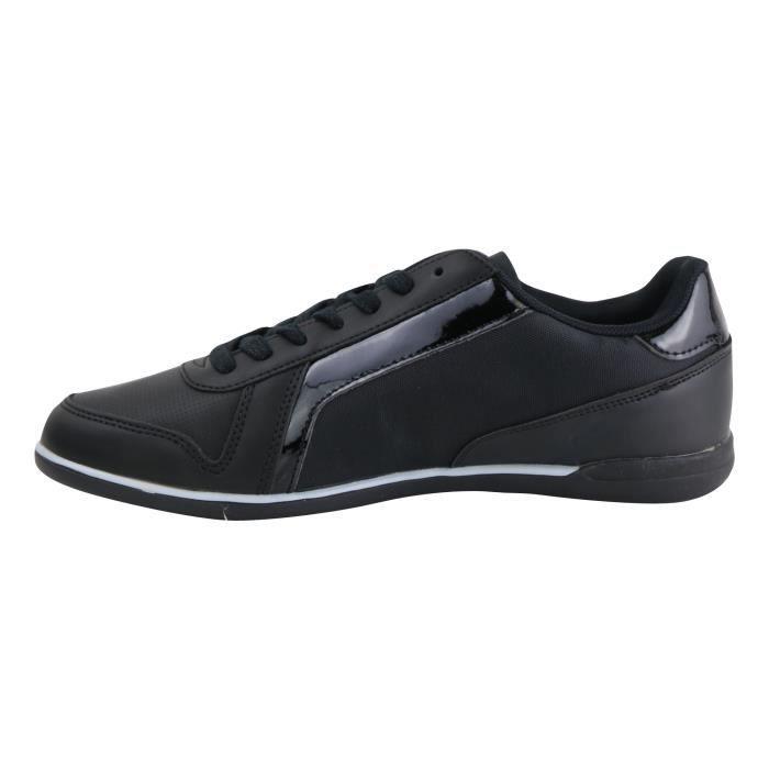 Redskins chaussure basse noir IDALGO Homme (Noir - 40)