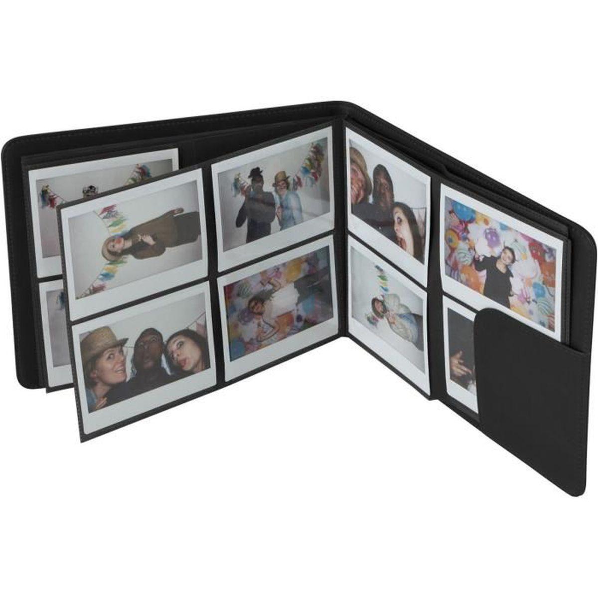 Album Fuji Instax Wide Noir Achat Vente Pack Accessoires Photo