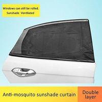 PARE-SOLEIL Ecent 2 PCS Rideau pare soleil fenêtre de voiture