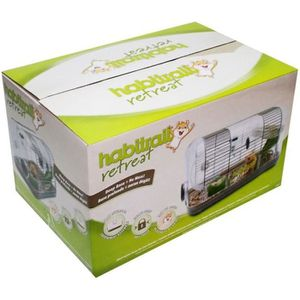 CAGE HABITRAIL Cage Retreat pour hamsters
