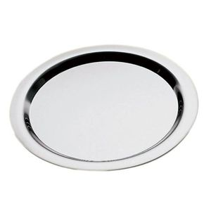 Plat rond inox achat vente plat rond inox pas cher for Plat cuisine inox