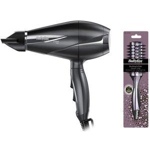 SÈCHE-CHEVEUX BABYLISS Sèche-cheveux P1111E Pro Light avec bross