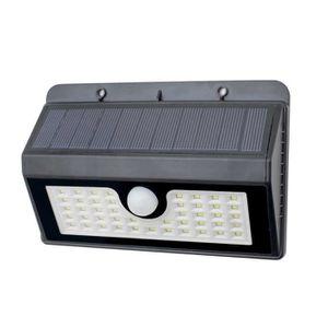 APPLIQUE EXTÉRIEURE Applique détection lumière L45 - Noir