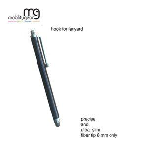 STYLET - GANT TABLETTE Stylet avec pointe 6mm fibre pour ecran capacitif