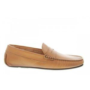 MOCASSIN Mocassins Sebago Tirso Penny Tan Leather