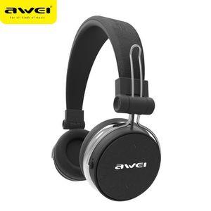 CASQUE - ÉCOUTEURS AWEI – A700BL NOIR – Casque Audio - Bluetooth 4.1
