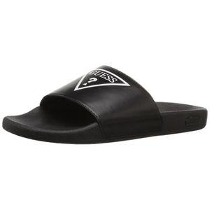 SANDALE - NU-PIEDS Guess Men's Issa Slide Sandal J7UPR Taille-43