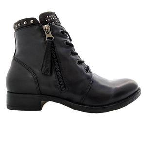 6e995ce9c341c Mi botte femme cuir - Achat   Vente pas cher