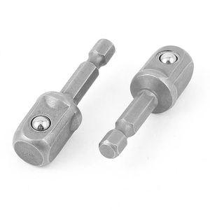 SODIAL 65mm Longueur de 3 Pcs meche magnetique de douille hexagonale de 5.5mm
