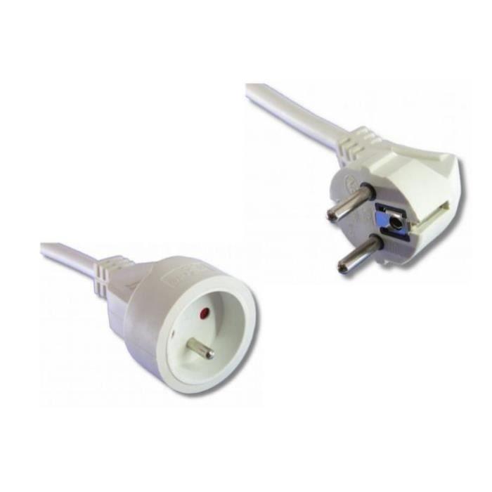 LINEAIRE ECT5 Prolongateur prise électrique 5m00
