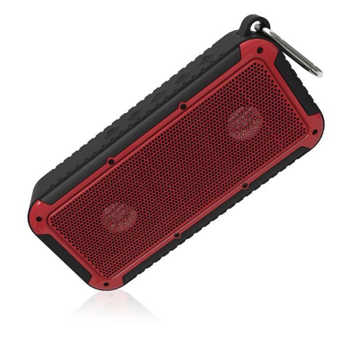 Nouvelle Abeille Portable Poche Étanche Antichoc Bluetooth Sans Fil Haut-parleur Lin ^ 64