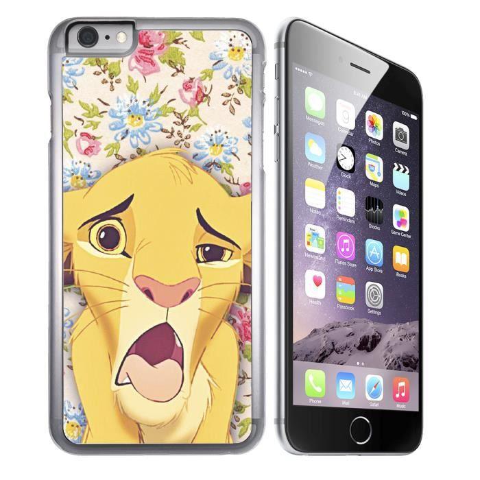 coque iphone 8 simba