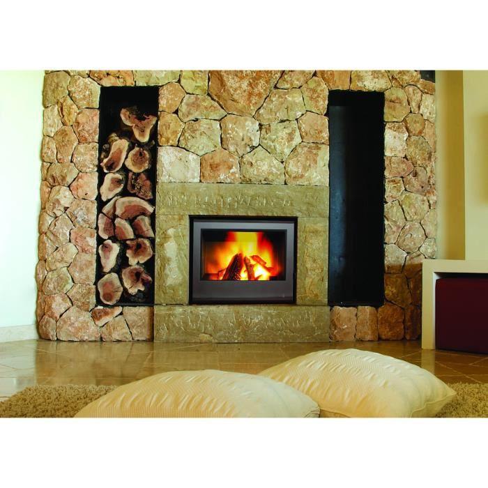 insert po le bois mod le sl270 cache tuyau achat vente insert foyer insert po le. Black Bedroom Furniture Sets. Home Design Ideas