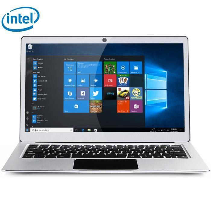 """ordinateur portable 13,3"""" ips tablette pc 6go 64go windows10 netbook"""
