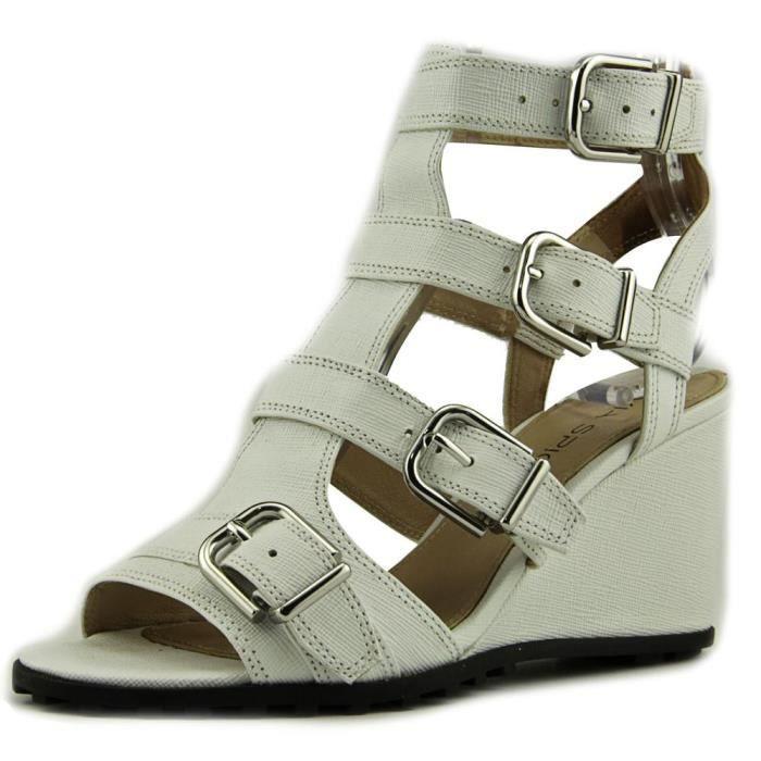 Via Spiga Luxie Synthétique Sandales Compensés