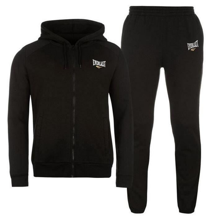 on sale 1a4b0 c6290 Jogging Survetement Homme Everlast Noir