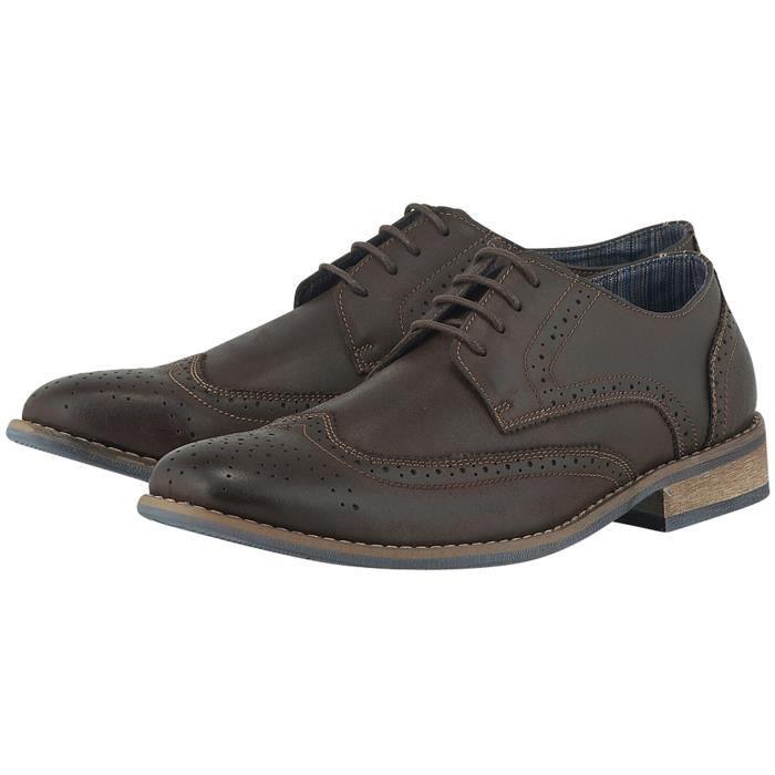 Belvor Chaussures Derby marron Homme