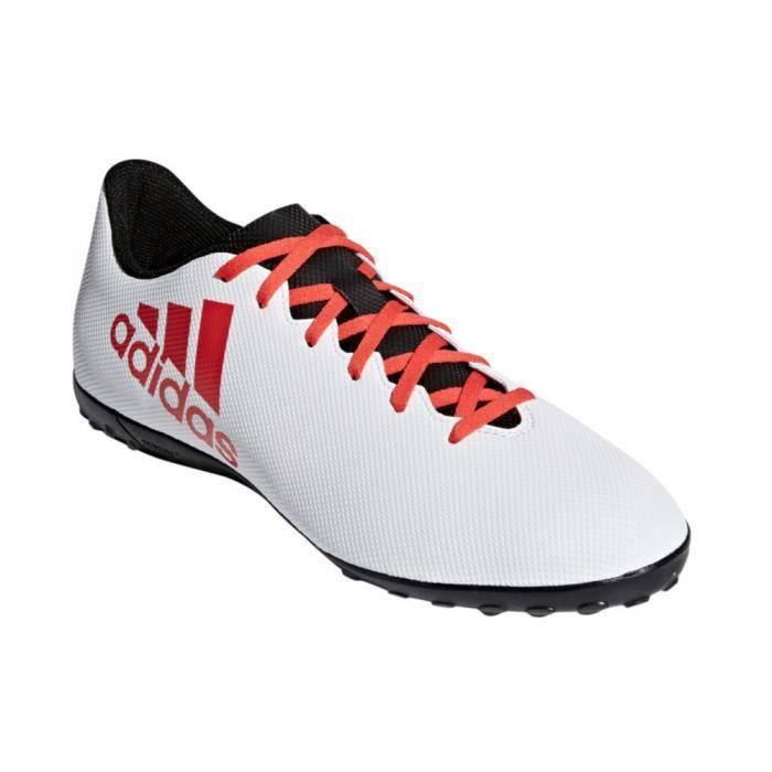 watch bd139 163d3 Chaussures de Futsal et de Foot 5 blanches X 17.4 TF adidas