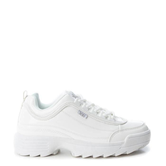plus récent 4513a 0b7bf Chaussures Mika blanc -Hauteur de semelle : 4,5cm- Mousse ...