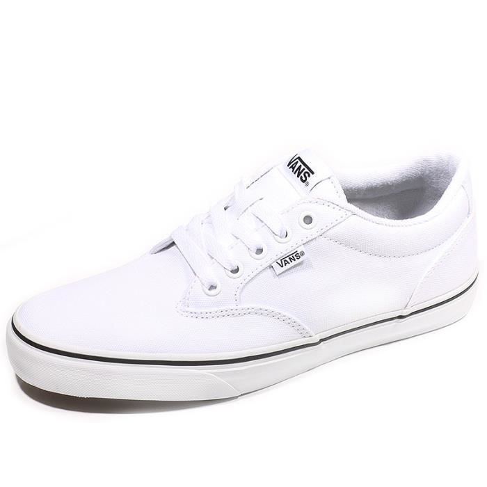Chaussures Winston Achat Homme Blanc Vans Vente O0wPk8n