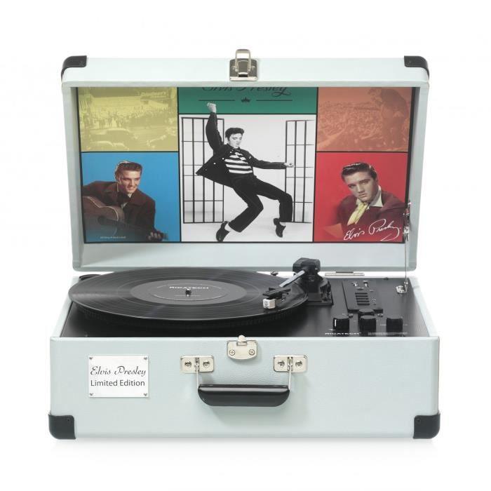 platine vinyle ricatech achat vente pas cher cdiscount. Black Bedroom Furniture Sets. Home Design Ideas