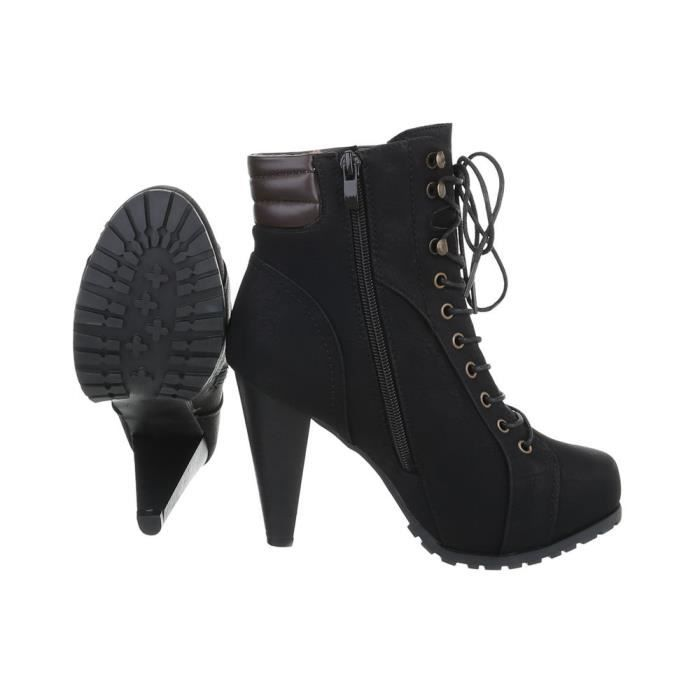Outdoor Bottines Plateau woOPZy