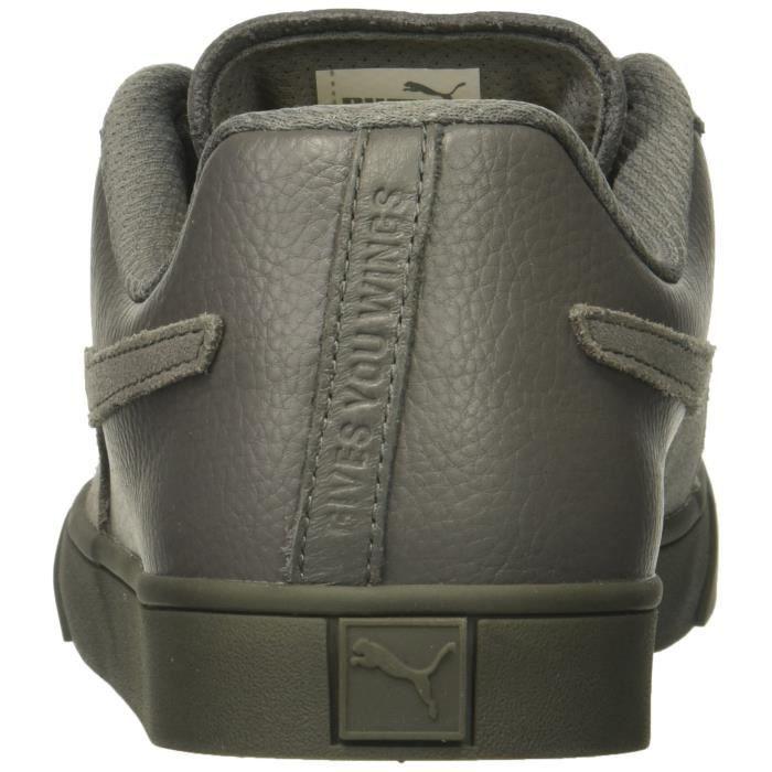 Puma RBR Ailes Vulc Sneaker en cuir O19JR Taille-43 9DcmlF