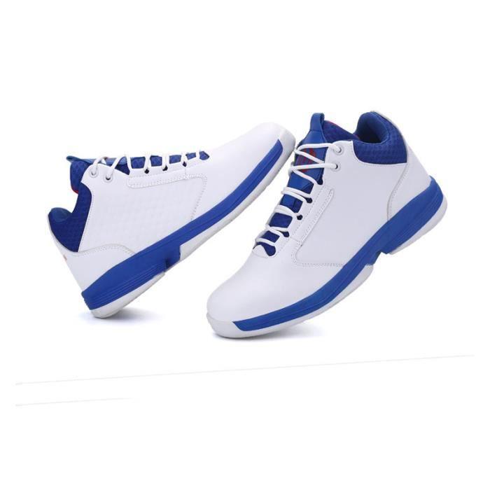BYLG Jogging été Baskets Sport Chaussure léger Homme XZ223Bleu39 et Respirant Chaussures hiver 7pXvBqc