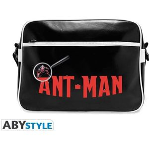 d9ba149dcd BESACE - SAC REPORTER Sac Besace Marvel - Ant-Man - Vinyle - ABYstyle ...