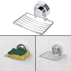 DISTRIBUTEUR DE SAVON Porte-savon avec ventouse ABS durable Accessoires