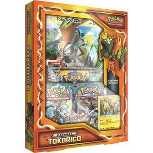 CARTE A COLLECTIONNER Pokémon - Coffret Tokorico (en Français)