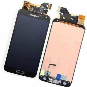 ECRAN DE TÉLÉPHONE Pour Samsung Galaxy S5 I9600 Noir Écran LCD Vitre