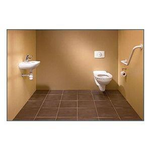 WC - TOILETTES Pack ERP avec WC suspendu rallongé
