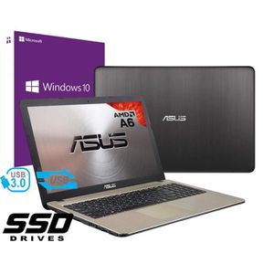 ORDINATEUR PORTABLE Asus Vivobook Ordinateur portable PC Écran de 15,6