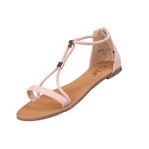 SANDALE - NU-PIEDS Sandale C M 8839-237 Pink