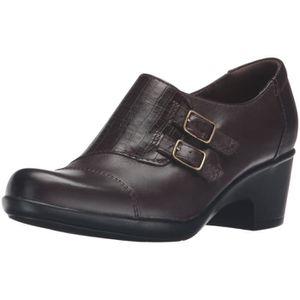 Clarks Genette Ivy Slip-on Loafer SD923 Taille-39 1-2 FbhBmxjV