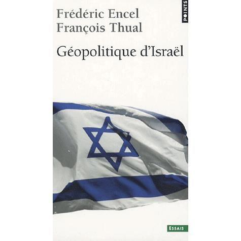 AUTRES LIVRES GEOPOLITIQUE D'ISRAEL
