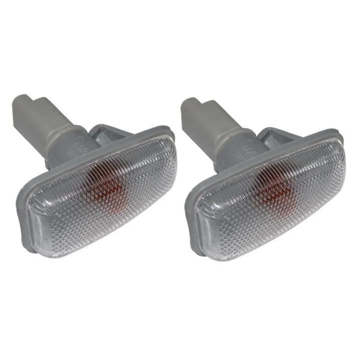 Aerzetix 2 Clignotants Lat 233 Raux R 233 P 233 Titeurs Pour Citroen