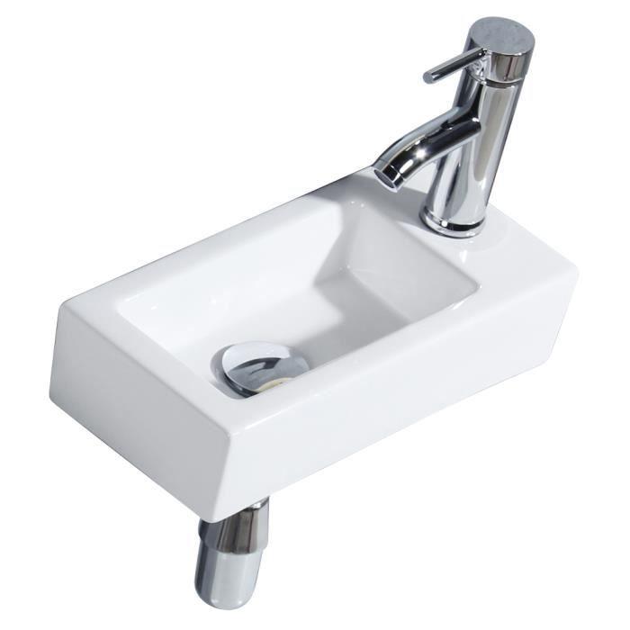lavabo vasque mini vasque evier de salle de bain ou vestiaire