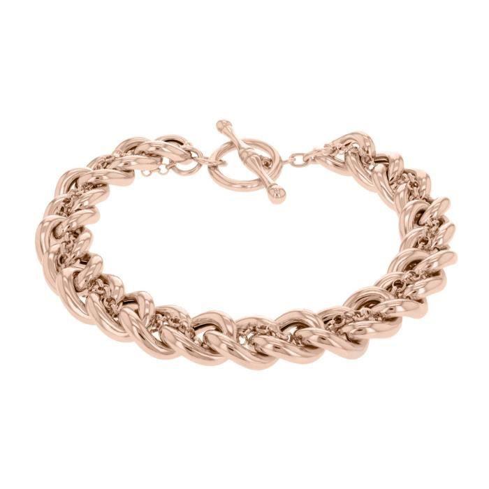 Fine Necklace Bracelet Anklet 925 Argent 21 Centimeters JVYUR
